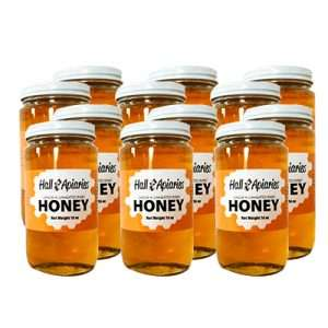 1lb case honey